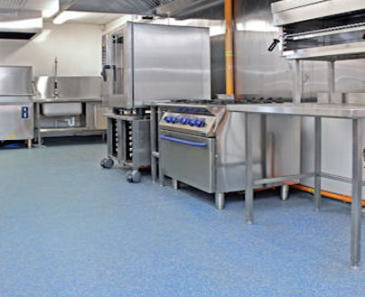 Commercial Kitchen Flooring - Meadee Commercial Flooring