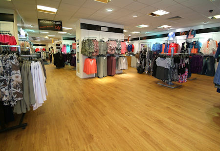 Commercial Retail Flooring